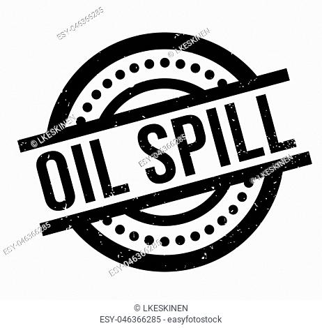 Oil Spill Sign Stock Photos And Images