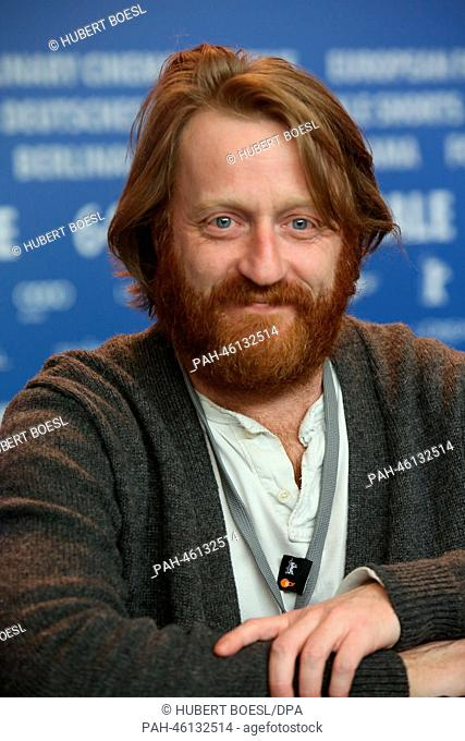 The actor David Wilmot attends the press conference for '71' during the 64th annual Berlin Film Festival, in Berlin, Germany, 08 February 2014
