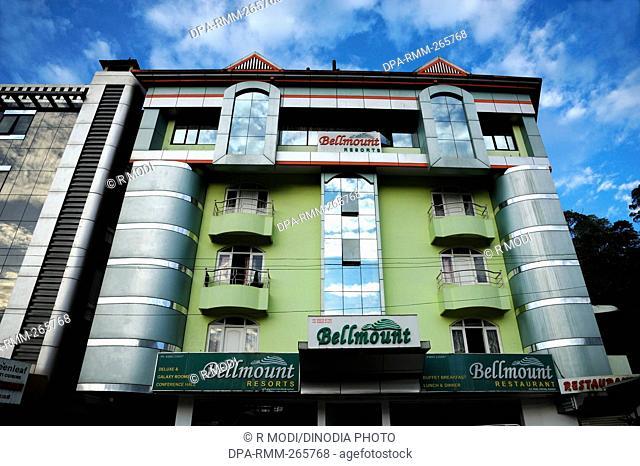 Bellmount Resorts, Hotel Moolakadai, Munnar, Kerala, India, Asia