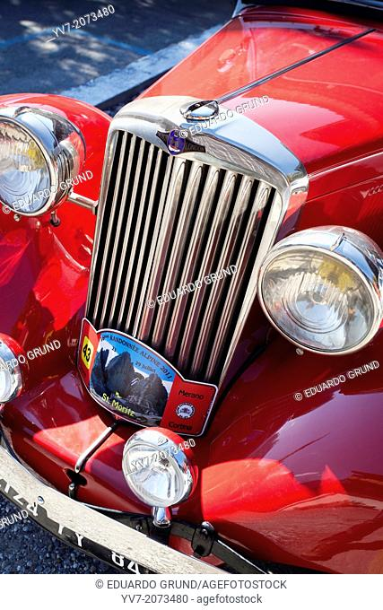Antique car famous Stock Photos and Images | age fotostock