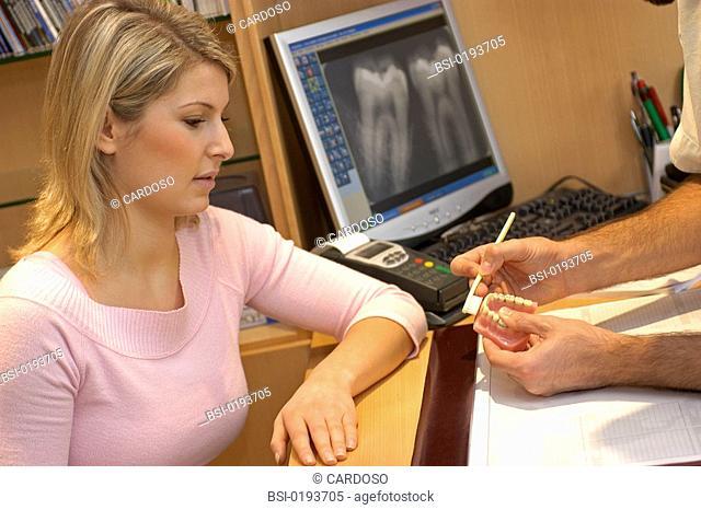 DENTIST<BR>Photo essay from dental office