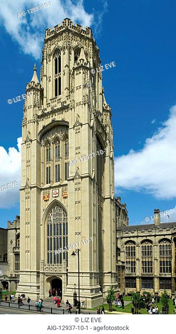 Bristol University Wills Building Graduation Ceremonies