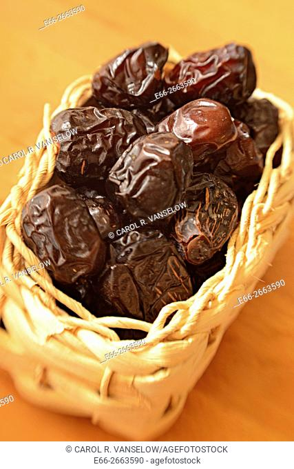 Everyone has their favorite. These are ripe dates from Medinah in Saudi Arabia