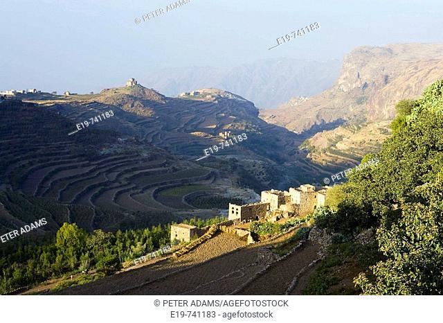Al-Hajarah, San'a Province, Yemen