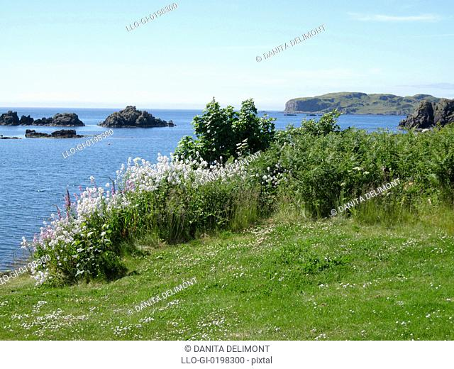 Lagavulen, Islay island, Inner Hebrides, Scotland, UK