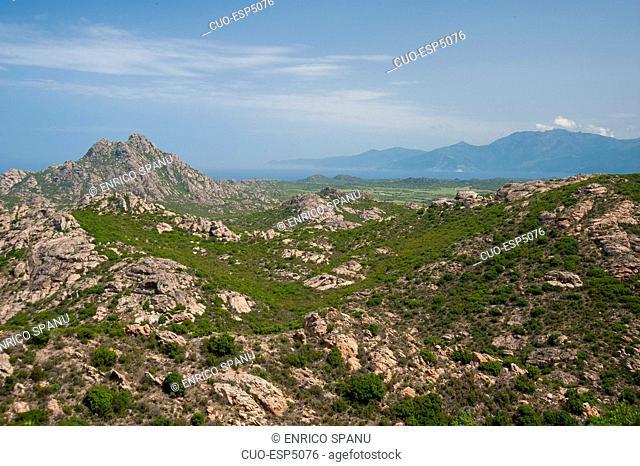 San Pietro di Tenda, Corsica, France, Europe