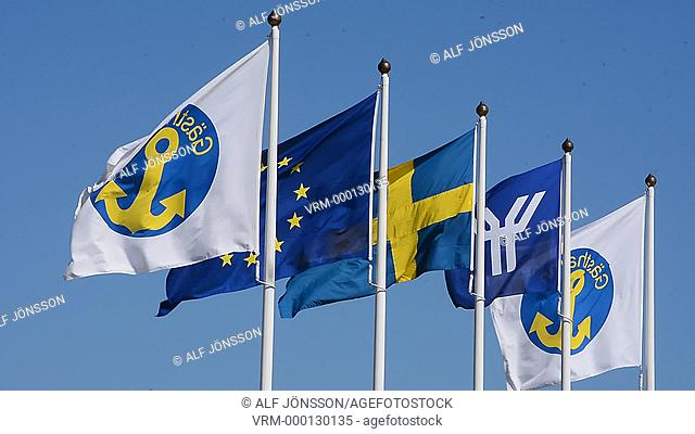 Five flags