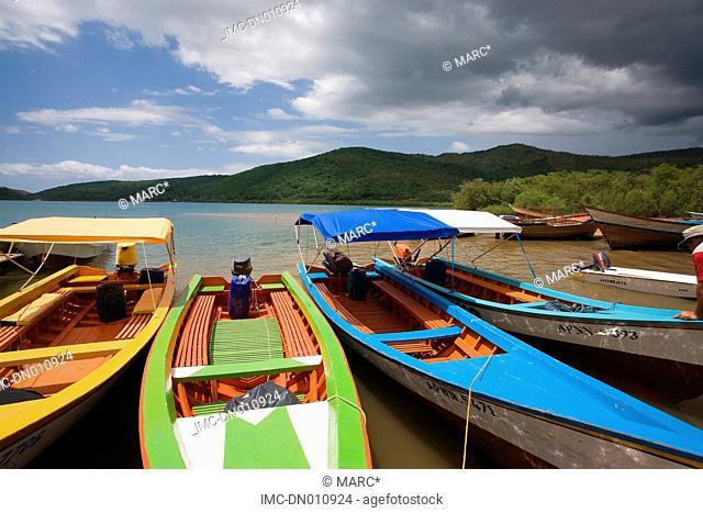 Venezuela, Sucre state, Mochima national park