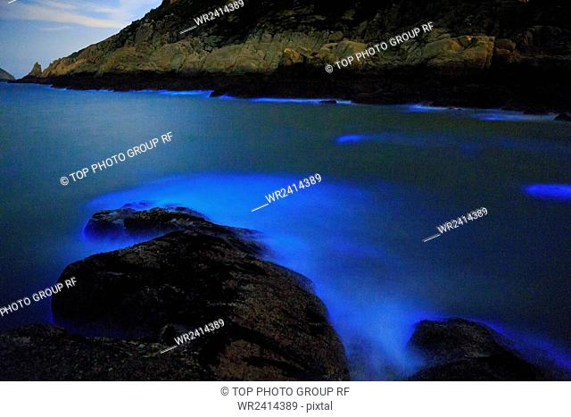 Blue Tears Juguang Island Taiwan
