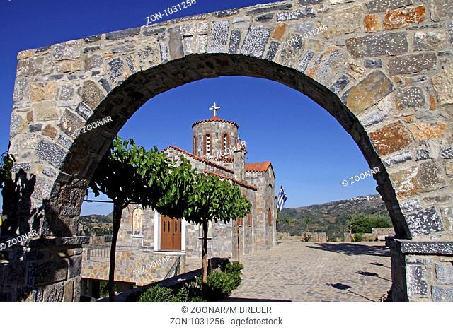 Axos, Crete