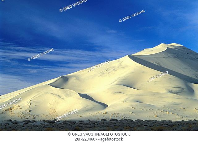 Eureka Valley Dunes, possibly the tallest sand dunes in North America; Death Valley National Park, California