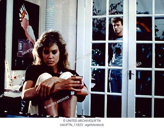 Scenes From The Goldmine, aka: Schmutziger Ruhm, USA 1988, Regie: Marc Rocco, Darsteller: Catherine Mary Stewart