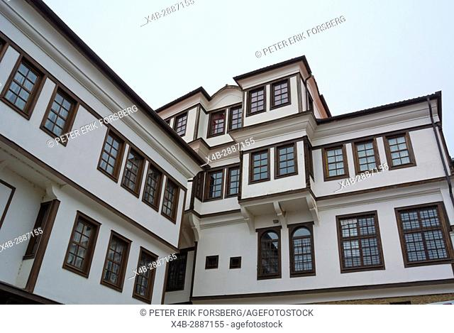 National Museum, old town, Ohrid, Macedonia
