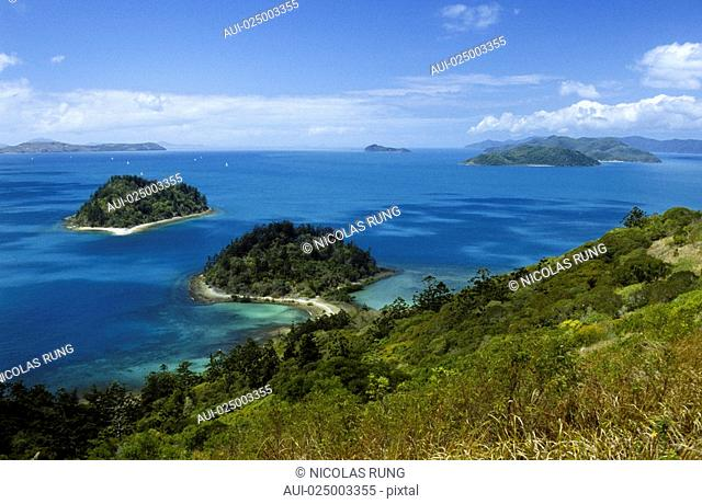 Queensland - Whitsunday Islands - South Molle
