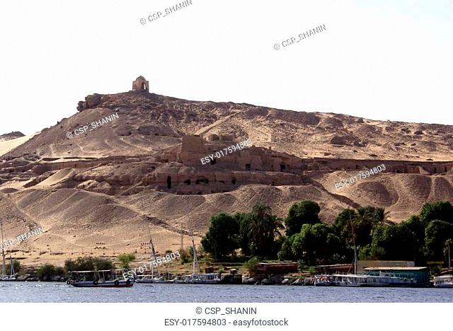 Fortress and Nile