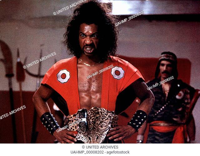Der Tanz des Drachen, (THE LAST DRAGON) USA 1984, Regie: Michael Schultz, JULIUS C. CARRY III