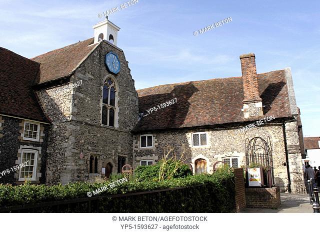 Museum of Canterbury Kent UK