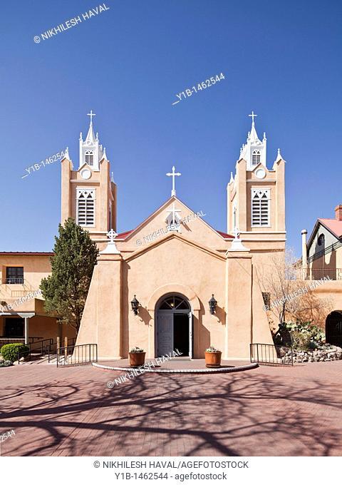 San Felipe De Neri Parish, Albuquerque, NM