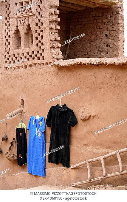 Traditional moroccan clothes on sales, Morocco