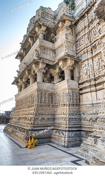 Jagdish Temple, Udaipur, Rajasthan, India