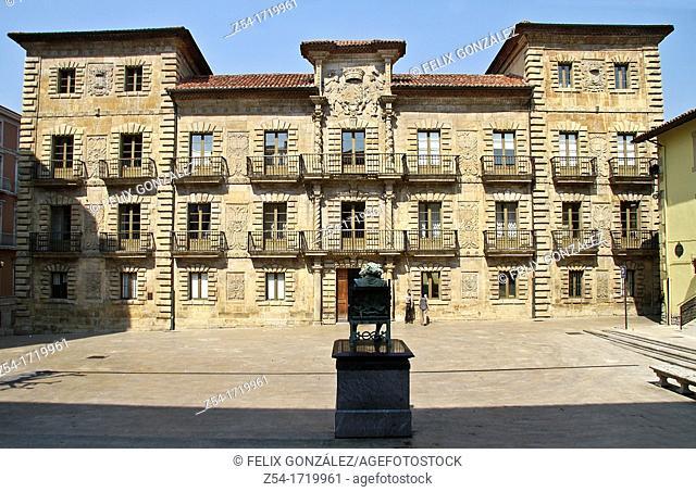 Aviles, Asturias, Spain Camposagrado palace