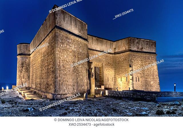 Castle of Guardias Viejas