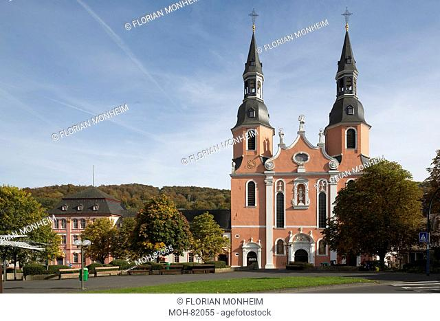 Prüm, Abteikirche Sankt-Salvator-Basilika