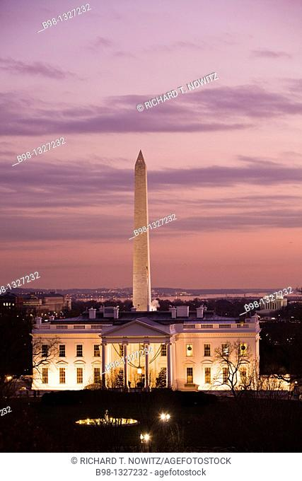 United States, Washington, District of Columbia, White House