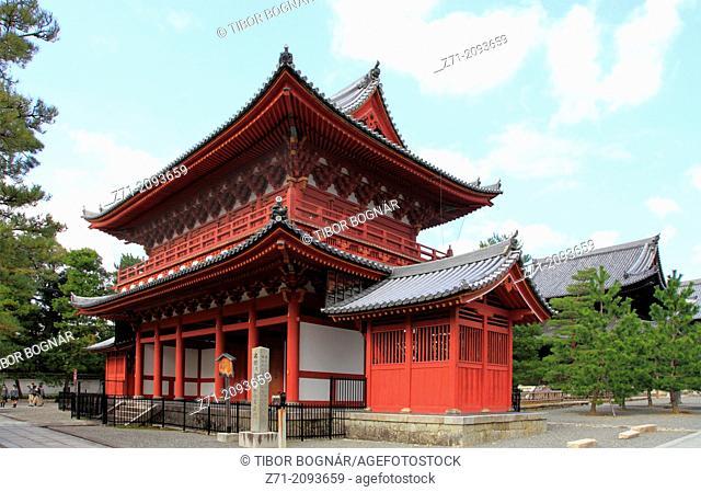 Japan, Kyoto, Daishin-in Temple,