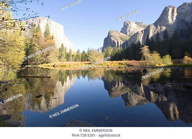 Yosemite Yalley, California, United States of America, North America
