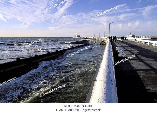 Belgium, Western Flanders, Ostende