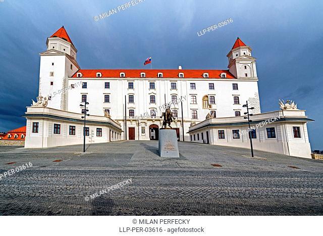 Castle Bratislava - Slovakia