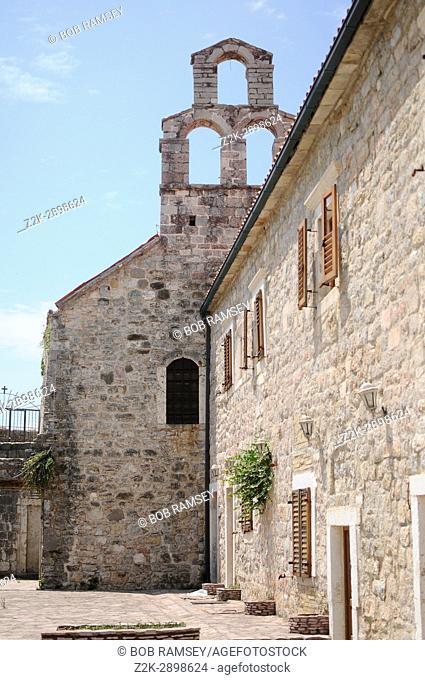 Old building in Budva