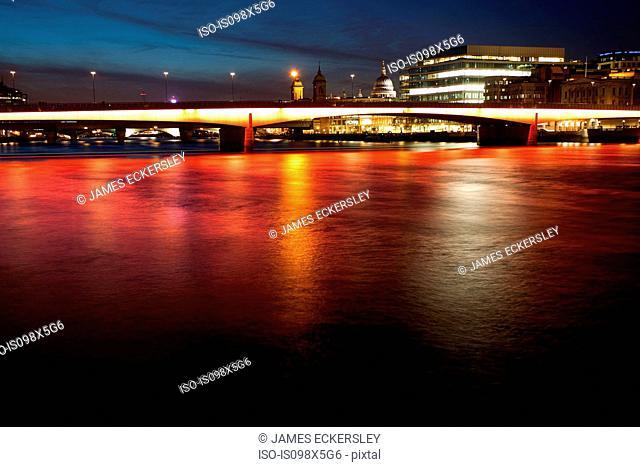London Bridge, London, UK