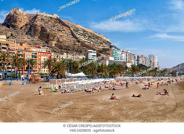 -Alicante City- Alicante Spain