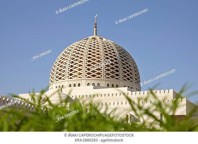 Gran Mezquita del Sultán Qabus, Mascat, Oman