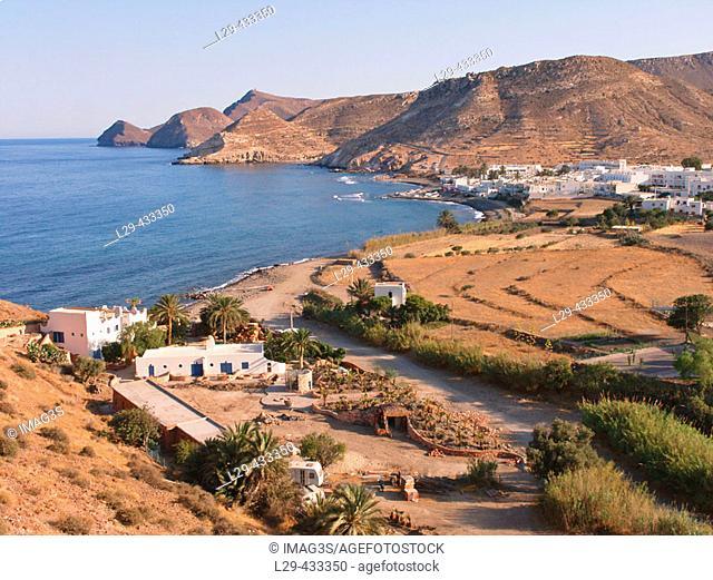 Las Negras, Parque Natural Cabo de Gata-Níjar, Almería. Spain