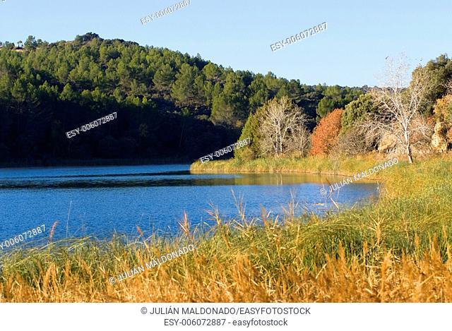 Natural Spot Ruidera, Ciudad Real, Albacete, Castilla La Mancha