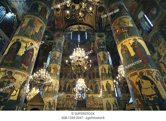 Cathedral of the Assumption Moscow Russia