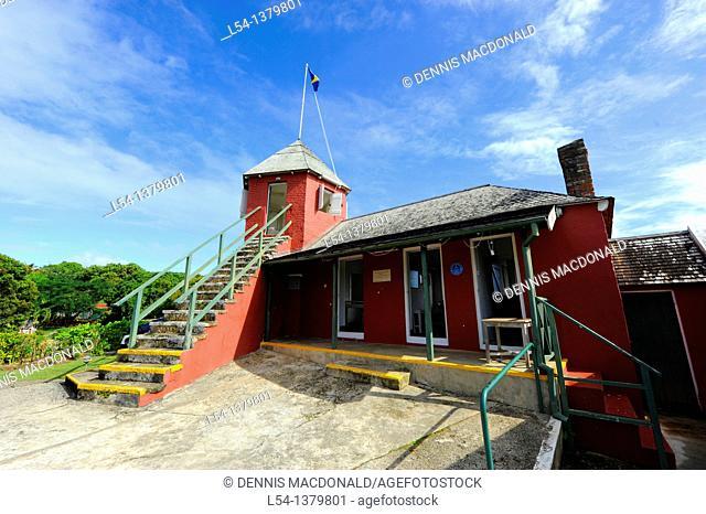 Gunhill Signal Station Bridgetown Barbados Caribbean Cruise NCL