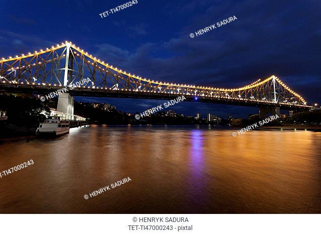 Story bridge