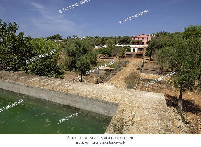 casa de colònies des Pinaret, Ciutadella, Minorca, Balearic Islands, Spain