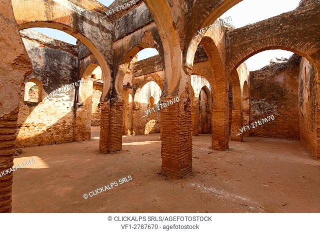 North Africa,Morocco,Rabat district. Archaeological site Chella