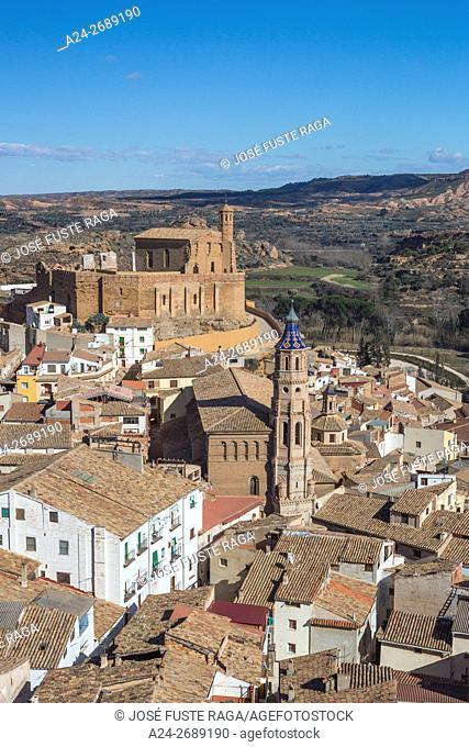 Spain, Teruel Province, Albalate del Arzobispo City