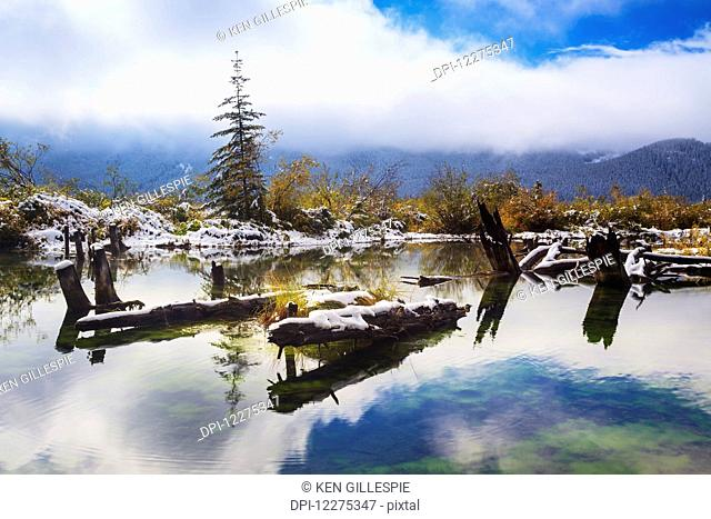 Vermillion Lakes, Banff National Park; Alberta, Canada