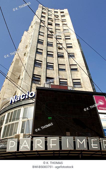 Beograd, city center, Serbia-Montenegro, Belgrade