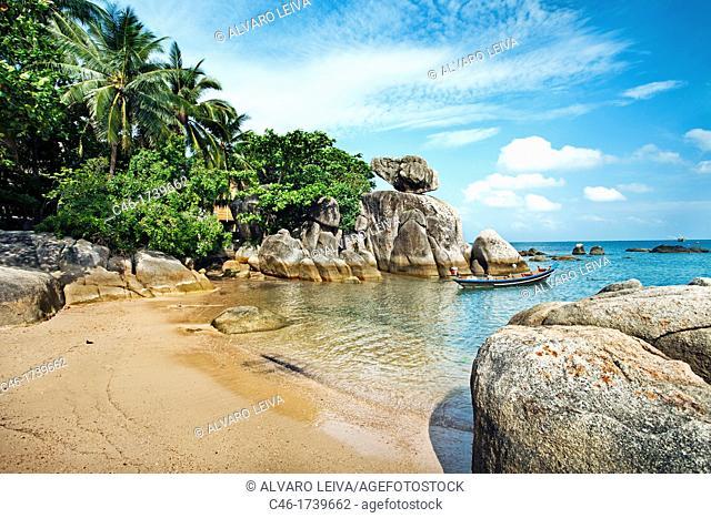 Jansom Bay, Ko Tao Island, Thailand, Asia