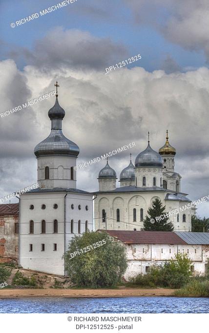 Zverin Monastery; Veliky Novgorod, Novgorod Oblast, Russia