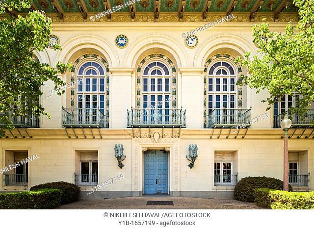Battle Hall, Texas University, Austin, TX