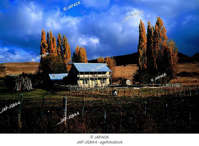 Farm, Patagonia, Chile